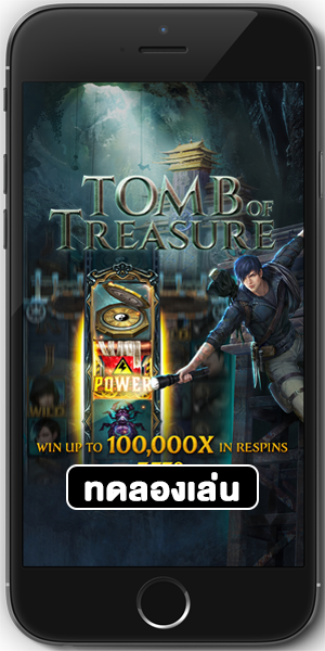 Tomb of Treasure PG SLOT