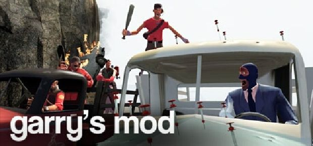 เกมเถื่อน Garrys Mod v16.12.01 Full +AutoUpdate +Multilanguage